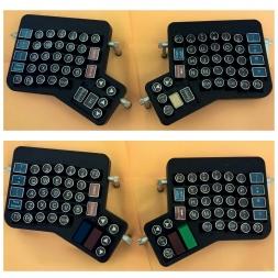 Custom Ergodox key Caps
