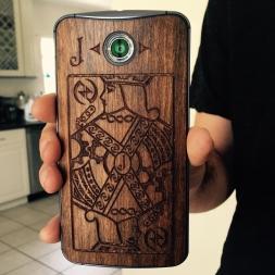 Jack Card Phone Skin