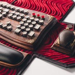 Telegraph Mouse and Keyboard