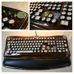 Wandwood Keyboard
